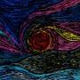 CHIHEI HATAKEYAMA + GOOD WEATHER FOR AN AIRSTRIKE - Falling Sun - ( Rural Colours)