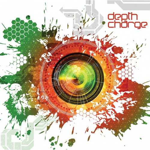 Depth Charge - Various Artists (Interchill) - CD