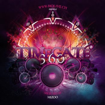 Timegate 360 - Various Artists (Biolive) - CD
