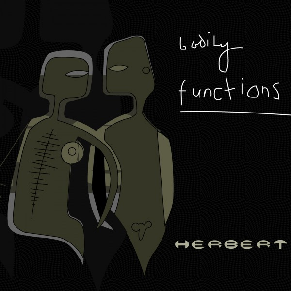 HERBERT | Bodily Functions (Accidental Records) – CD