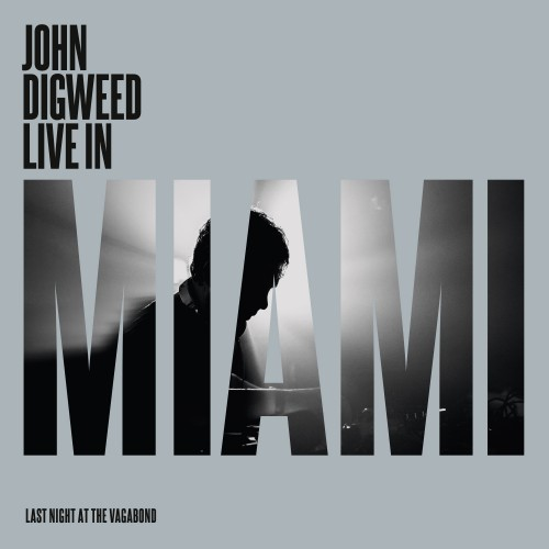 John Digweed Live in Miami (Bedrock Records) - CD