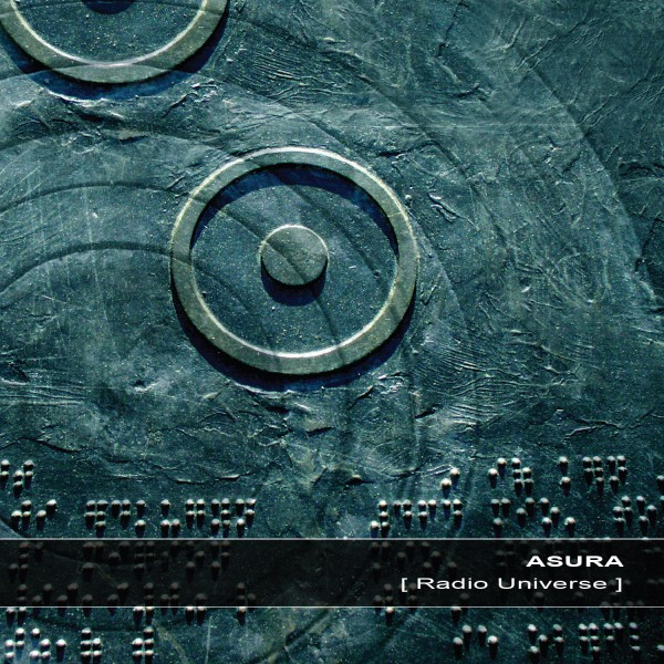 ASURA | Radio Universe – Download 16/24bit – CD (Ultimae Records)