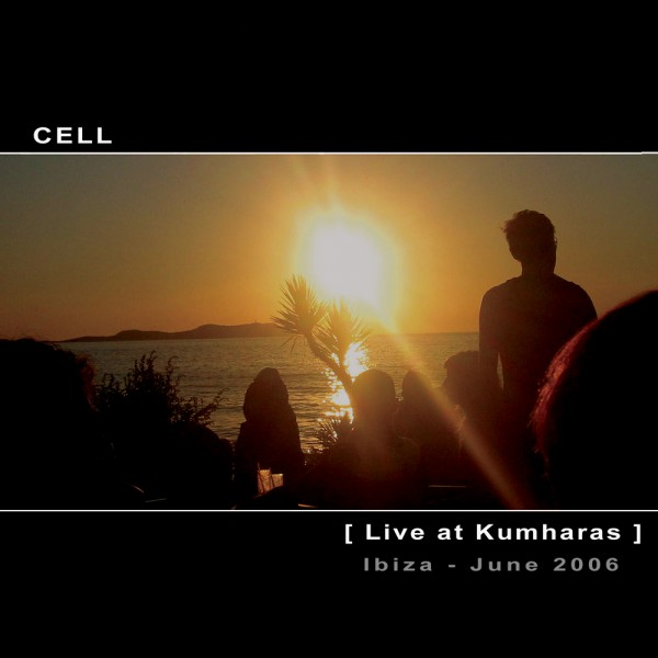 CELL | Live at Kumharas – Download 16bit (Ultimae Records)