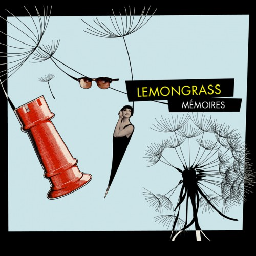 LEMONGRASS | Memoires (Lemongrassmusic) - CD