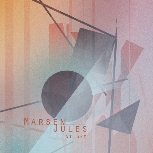 MARSEN JULES At GRM (Oktaf Records) - CD