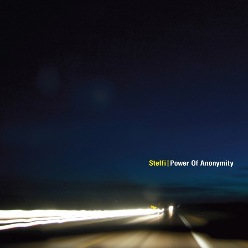 STEFFI Power of Anonymity (Ostgut Ton) - CD/Vinyl