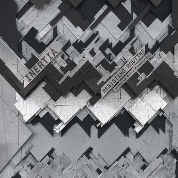 Inertia | Resisting Routine (Ann Aimee) – CD