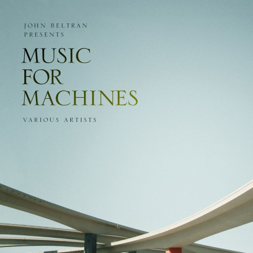 Music For Machines | Part 2 - Various Artists (Delsin) - Vinyl
