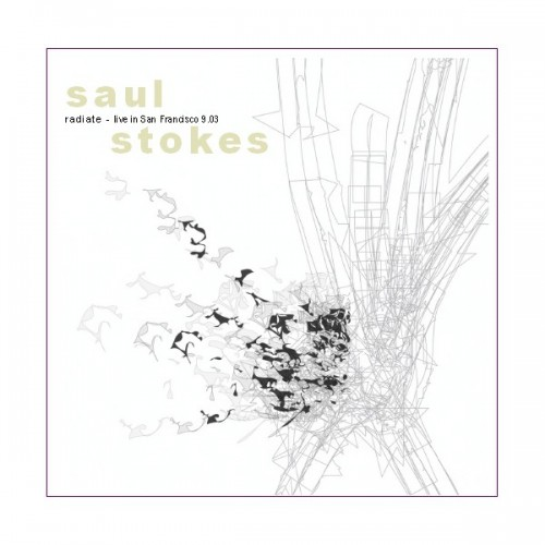 SAUL STOKES Radiate (Databloem) CD | Ultimae Shop