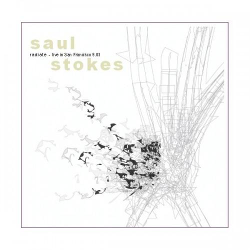SAUL STOKES Radiate (Databloem) CD | Ultimae Shop