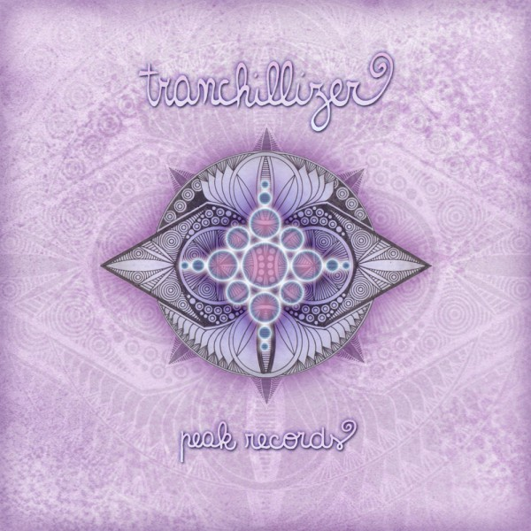 TRANCHILLIZER Various Artists (Peak Records) CD