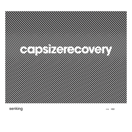 SENKING | Capsize Recovery (Raster-Noton) - CD